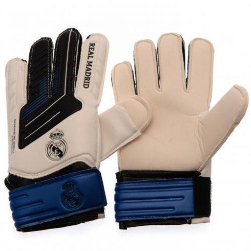 Real Madrid kapus kesztyű Azul-Marino Blanco