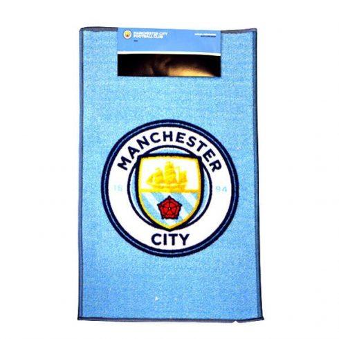 Manchester City lábtörlő szőnyeg