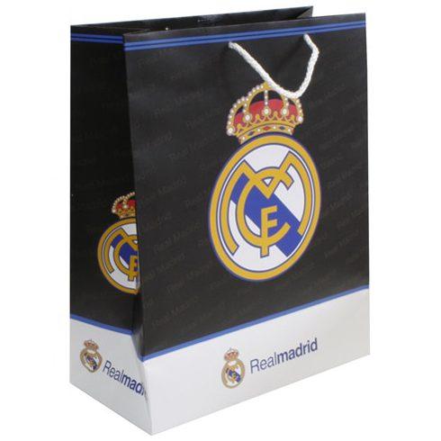 Real Madrid ajándék tasak L-es