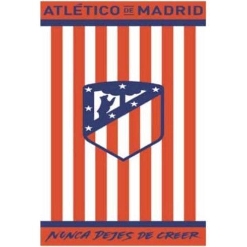 Atletico Madrid nagy strand törölköző Big Crest