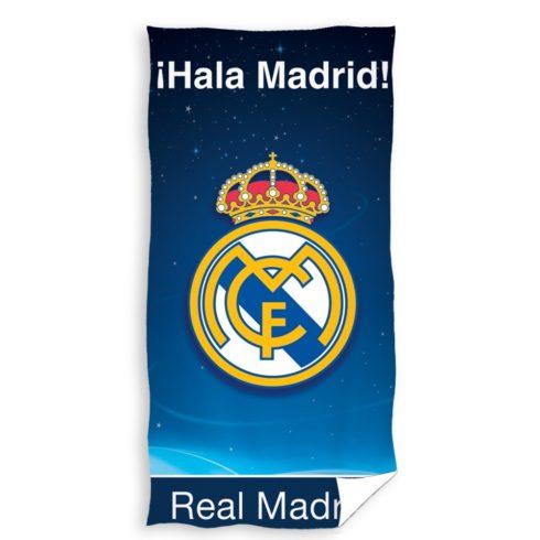 Real Madrid törölköző címeres Azul Oscuro