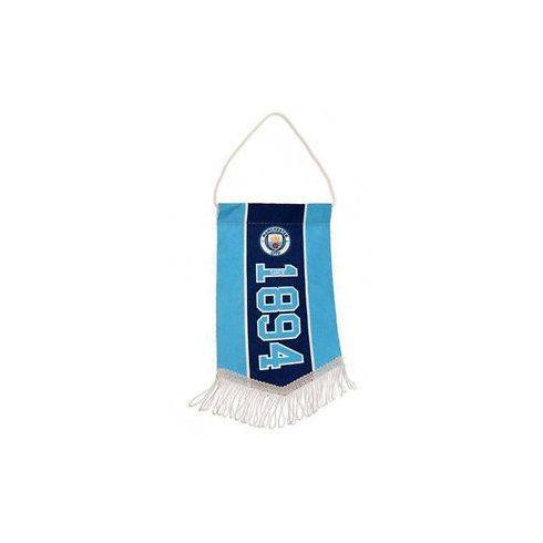Manchester City autós mini zászló SNC