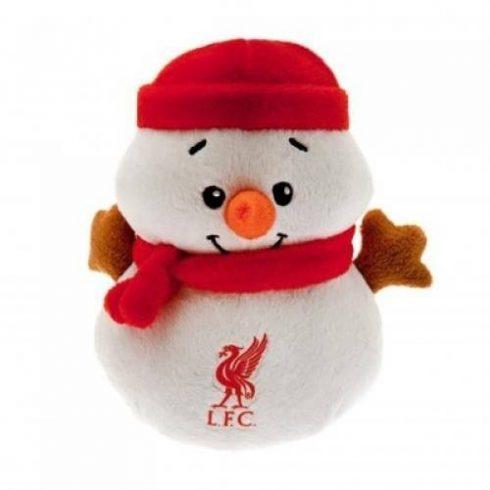 Liverpool plüss hóember