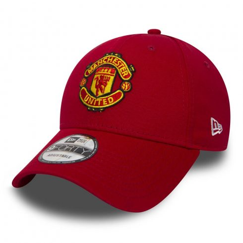 Manchester United baseball sapka Red New Era