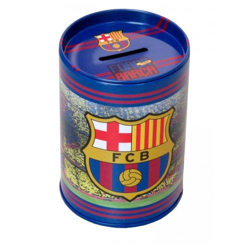 FC Barcelona fém persely kicsi Crest 2019