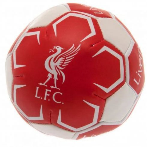 Liverpool szoba labda Soft Ball 4""