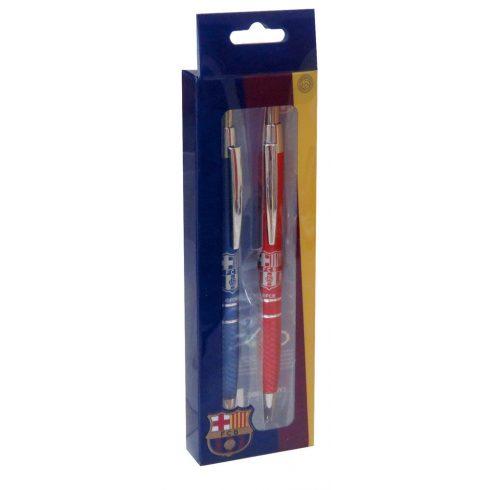 FC Barcelona fém toll és rotring szett