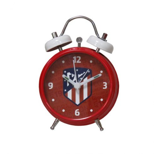 Atletico Madrid ébresztő óra vekker Crest
