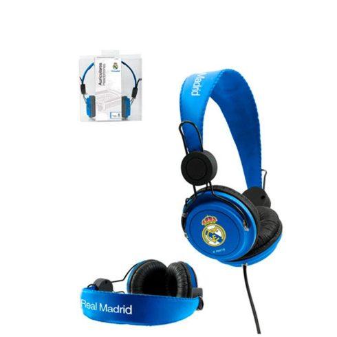 Real Madrid stúdió fejhallgató címeres