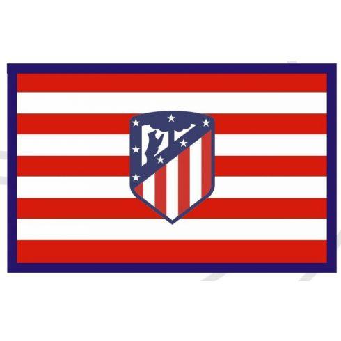 Atletico Madrid szurkolói zászló Rayas