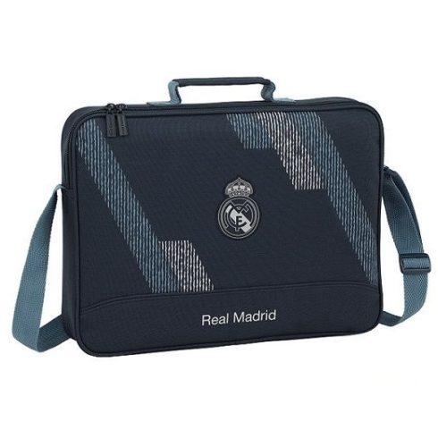 Real Madrid irat akta laptop táska GreyText