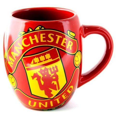 Manchester United teás bögre kerámia