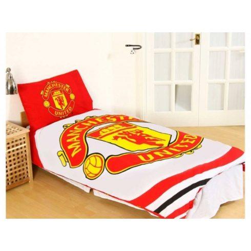 Manchester United 2 oldalas ágynemü garnitúra címeres Pulse
