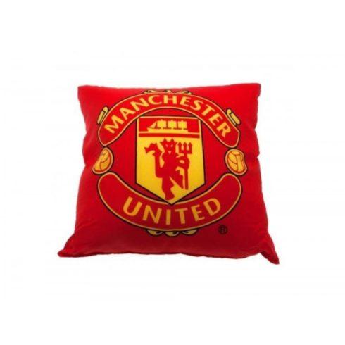 Manchester United díszpárna címeres Big Crest