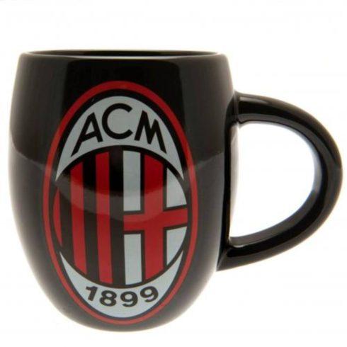 AC Milan teás bögre kerámia Black Crest