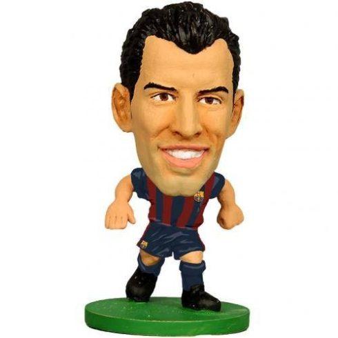 FC Barcelona Sergio Busquets figura Soccerstarz