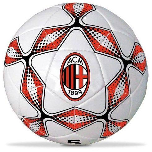 AC Milan címeres 5-ös méretű labda Prizm