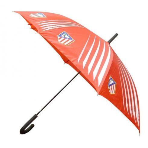 Atletico Madrid nagy méretű automata esernyő