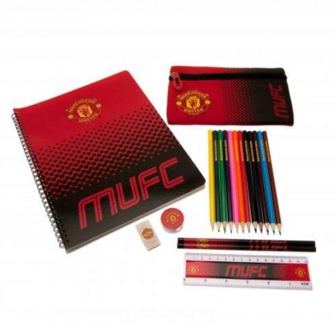 Manchester United iskolaszer szett 21 db-os