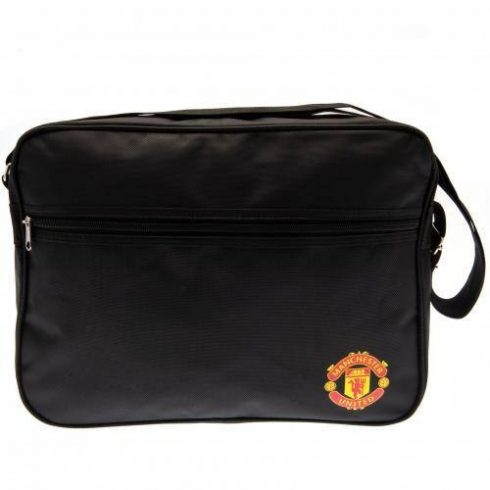 Manchester United nagy oldaltáska Crest