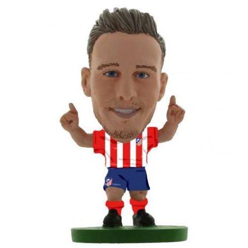 Atletico Madrid Saul figura Soccerstarz
