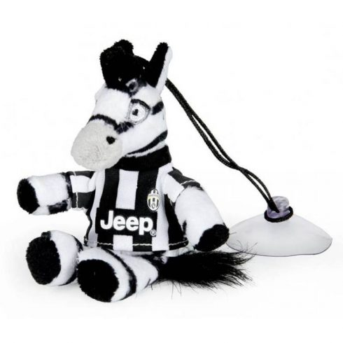 Juventus autós plüss zebra Jeep