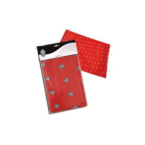 Juventus karácsonyi csomagoló papir