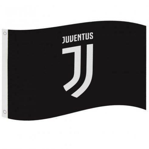 Juventus szurkolói zászló nagy Crest