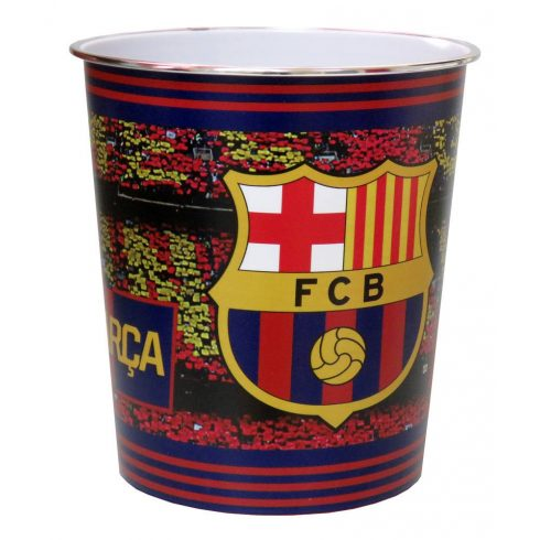 FC Barcelona nagy szemetes kuka Big Crest