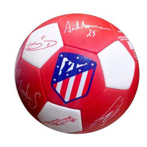 Atletico Madrid signature aláírásos labda 5'