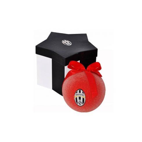Juventus karácsonyfa dísz gömb nagy Crest