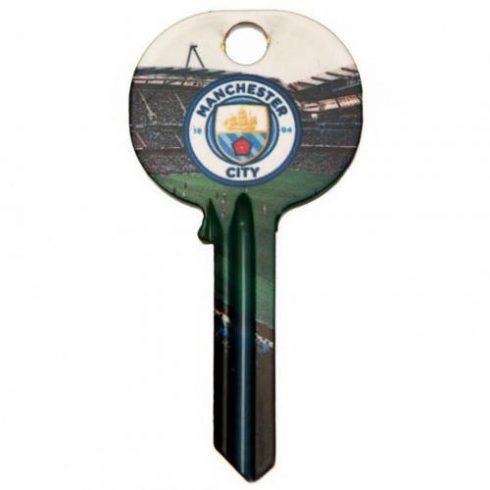 Manchester City címeres lakáskulcs Stadium