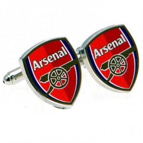 Arsenal mandzsetta gomb Crest
