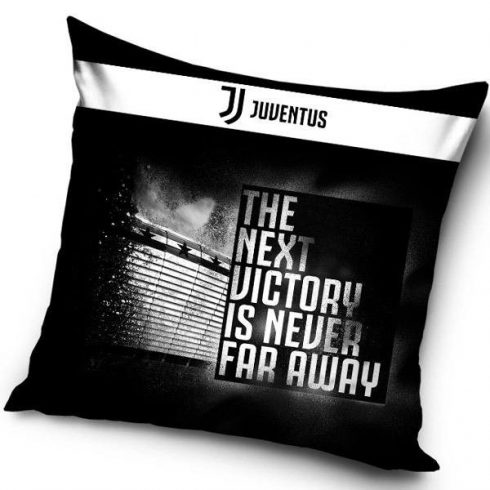 Juventus dísz párna Stadion