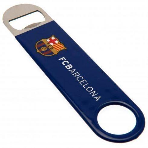 FC Barcelona mágneses barista sörnyitó