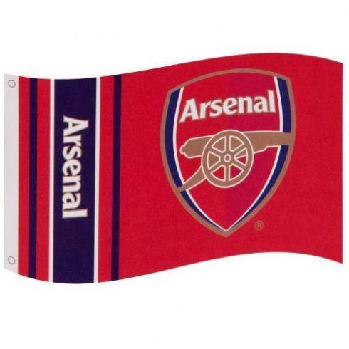 Arsenal zászló nagy Red WM