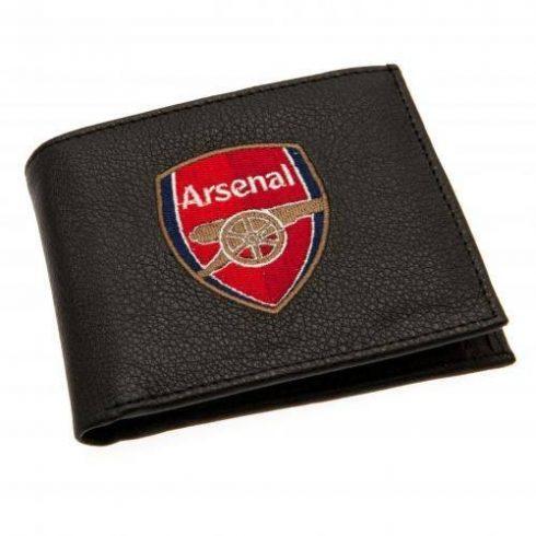 Arsenal bőr pénztárca címeres Elegance