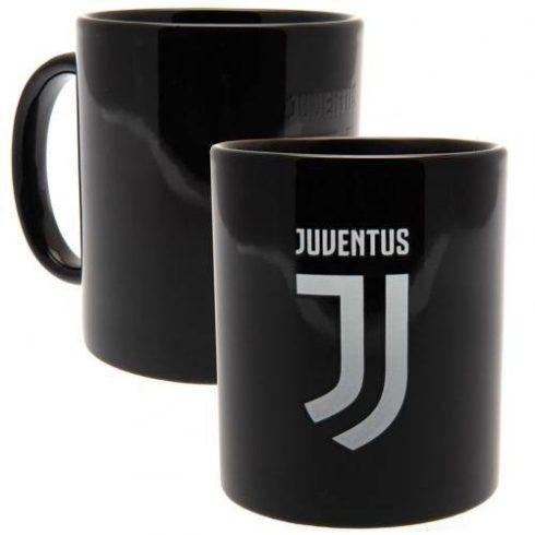 Juventus színváltós kerámia bögre