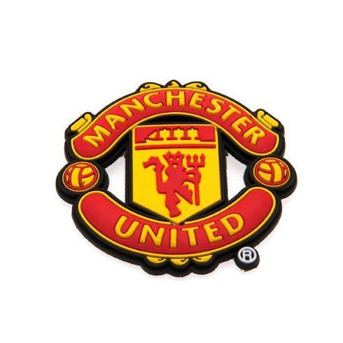 Manchester United hűtőmágnes 3D Big Crest