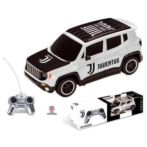 Juventus távirányítós autó Jeep 2019