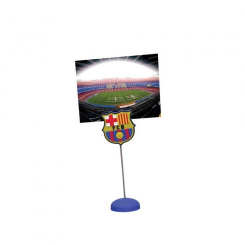 FC Barcelona asztali képtartó Crest