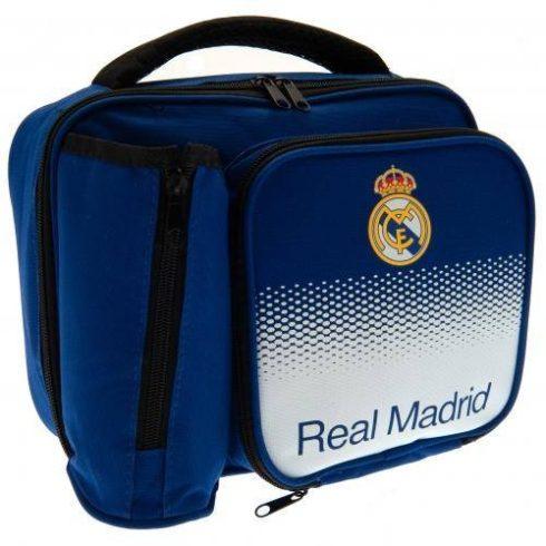 Real Madrid uzsonnás táska kulacs tartóval Fade
