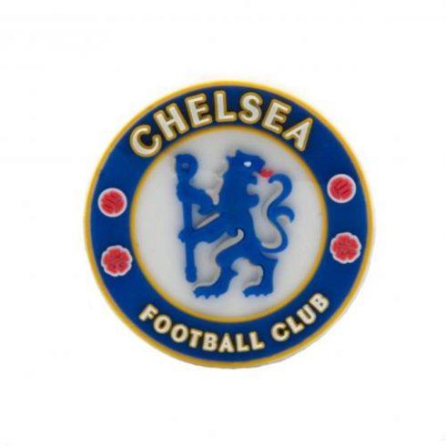 Chelsea hűtőmágnes 3D Big Crest