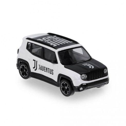 Juventus masszív fém kisautó Jeep
