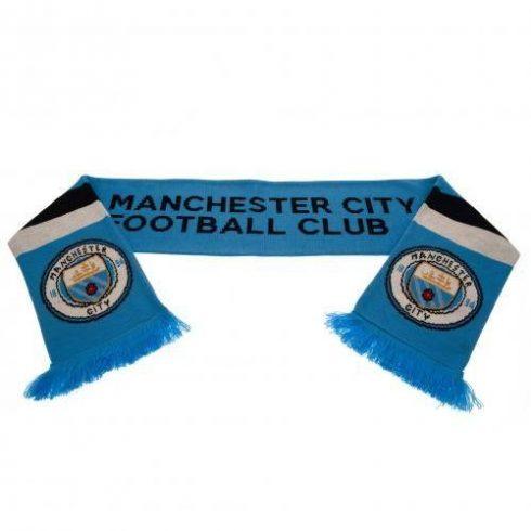 Manchester City sál MCFC Sign New Crest