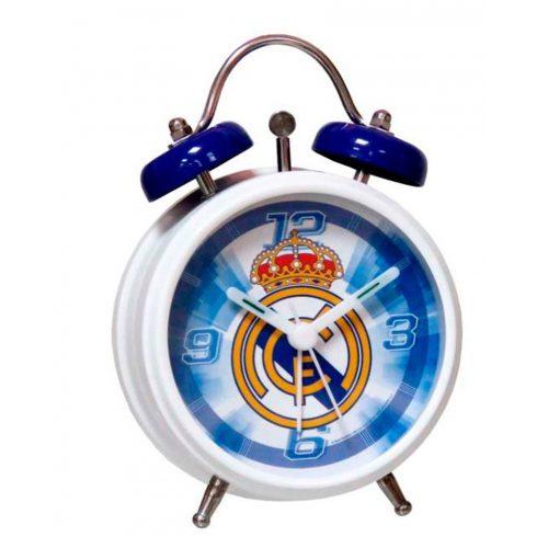 Real Madrid ébresztőóra vekker Crest