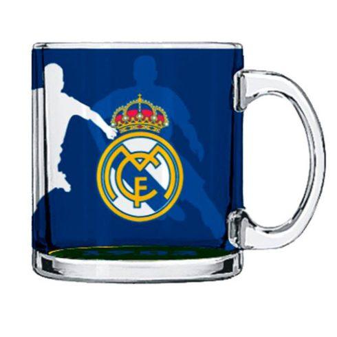 Real Madrid üveg bögre HighBall
