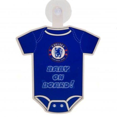 Chelsea FC Baby on board autós mini body