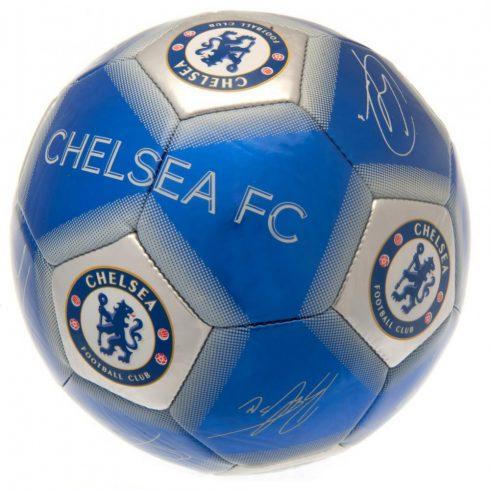 Chelsea FC aláírásos labda Signatures 2020
