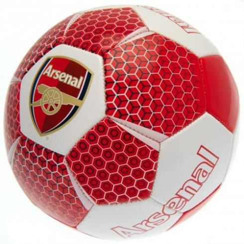 Arsenal FC labda 5' White Net